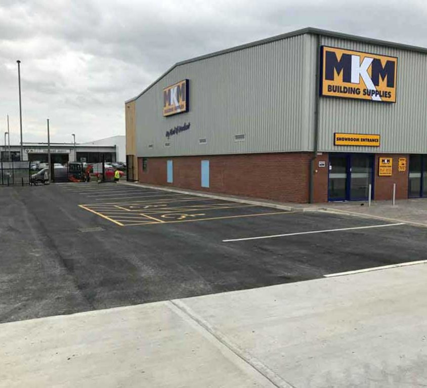 MKM Builders Merchant