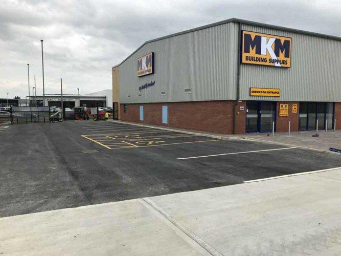 MKM Builders Merchant